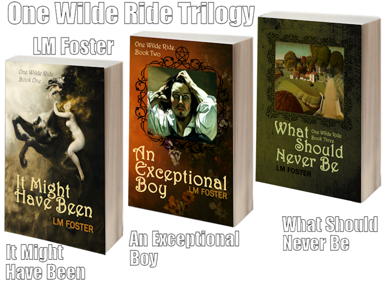 One Wilde Ride Trilogy
